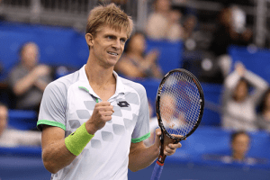 Kevin Anderson. (Photo: Ron Angle)