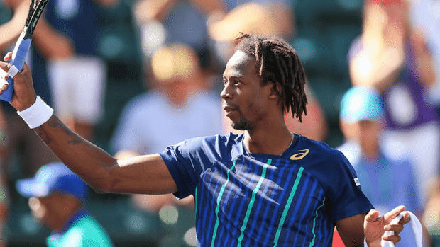 Monfils had never been past the 3rd round. In his 8th BNP Paribas Open, he reached the Quarterfinals...