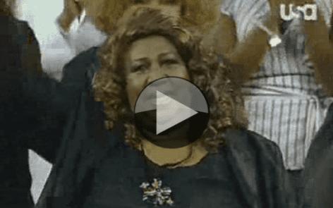 Aretha Franklin 2007