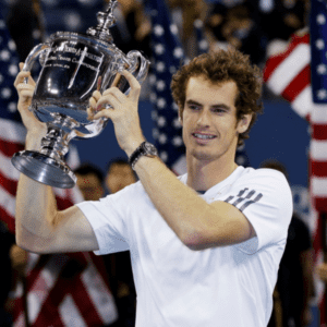 Andy Murray. US Open Champion.