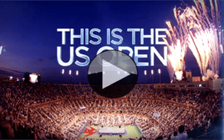 Announcer Andy Taylor. The Voice of the US Open. US Open Experience