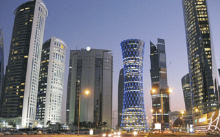 Doha: Reaching for the sky