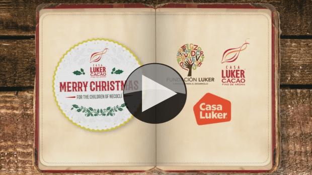 Casa Luker. Christmas 2016. Web Explainer Video