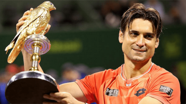 The 2015 Qatar ExxonMobil Open Champion