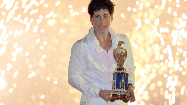 The 2016 Qatar Total Open Champion
