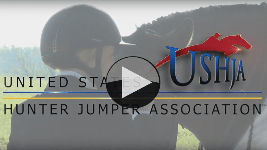 Voice Over. United States Hunter Jumper Association