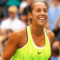 Andy Taylor. Sports Announcer. 2017 US Open. Round-1. Day-2. Madison Keys defeats Elise Mertens