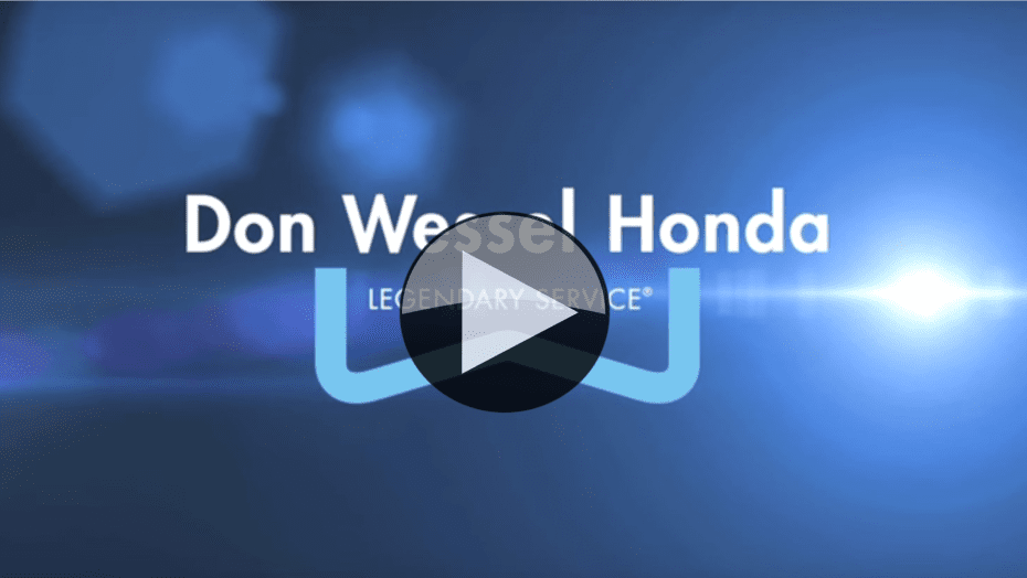 Andy Taylor Voice Over - Don Wessel Honda - Fun to Drive HR-V