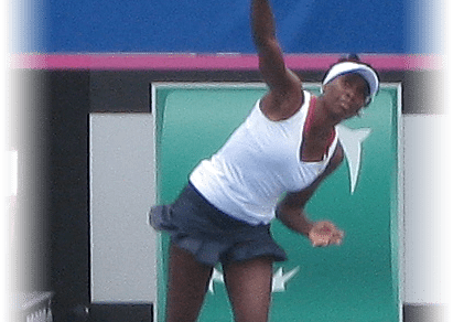 Fed Cup Delray Beach 2013. Venus Williams delivers the win for Team USA