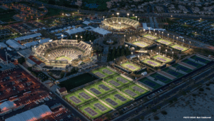 2015 BNP Paribas Open. Indian Wells Tennis Garden
