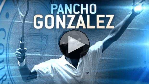 Pancho Gonzalez: US Open Court of Champions