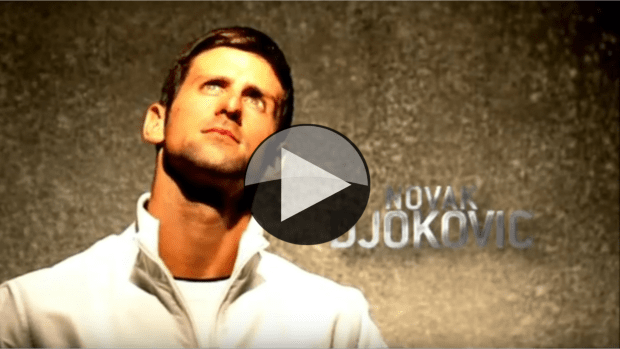 Voice Over. Novak Djokovic. 2011 Road to the Final