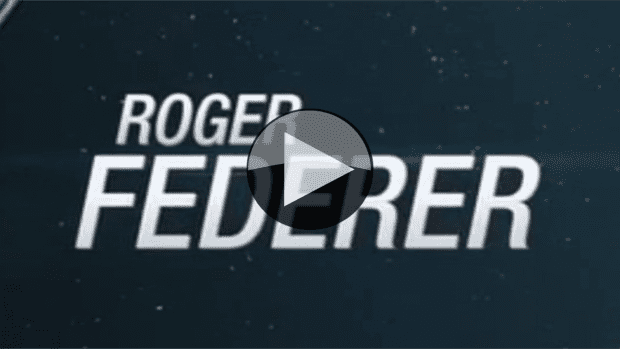 Roger Federer. Road to the 2015 US Open Semifinal