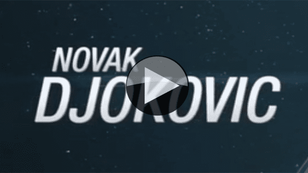 Novak Djokovic. Road to the 2015 US Open Semifinal