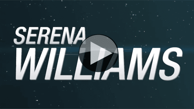 Serena Williams. Road to the 2015 US Open Semifinal