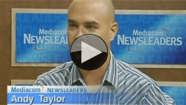 Andy Taylor. Radio Host. Appearance on Medicom Newsleaders