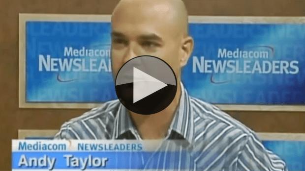 Andy Taylor. Radio Host. Appearance on Medicom Newsleaders
