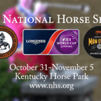 Andy Taylor Voice Over. 2017 CP National Horse Show