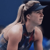 Andy Taylor. Sports Announcer. 2017 US Open. Round-2. Day-4. Elina Svitolina defeats Evgeniya Rodina