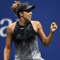Andy Taylor. Announcer. 2017 US Open. Round-3. Day-6. Madison Keys defeats Elena Vesnina
