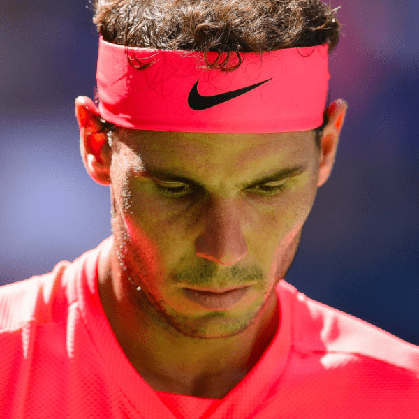 Andy Taylor. Sports Emcee. 2017 US Open. Round-4. Day-8. Rafael Nadal defeats Alexandr Dolgopolov