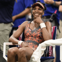 Andy Taylor. Tennis Announcer. 2017 US Open. Quarterfinal. Day-9. Venus Williams defeats Petra Kvitova