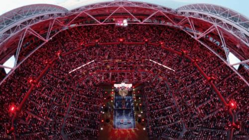 2017 US Open Opening Ceremony
