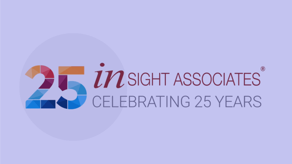 Andy Taylor. Voice Over. Insight Associates 25th Anniversary