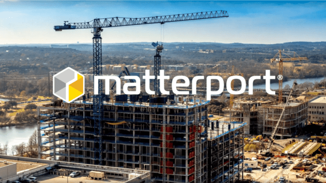 Andy Taylor. Voice Over. Matterport