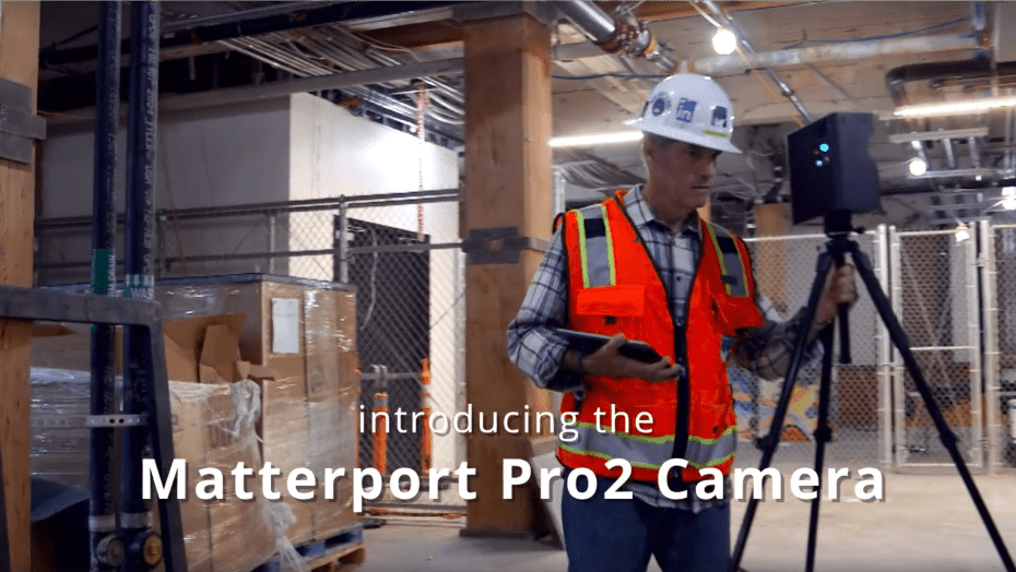 Andy Taylor. Voice Over. Matterport Pro2 Camera