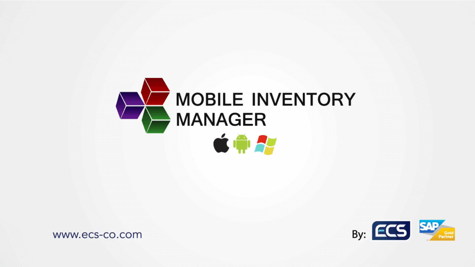 Andy Taylor. Voice Over. Mobile Inventory Manager App
