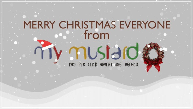 Andy Taylor. Voice Over. My Mustard. Christmas Video