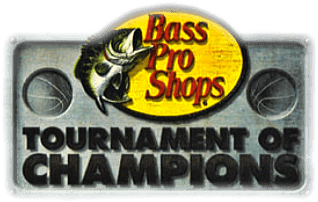 Andy Taylor. Emcee. Bass Pro Tournmaent of Champions