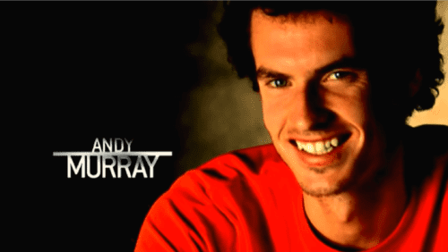 Andy Taylor Voice Over. Andy Murray. 2012 US Open Road to the Semifinals