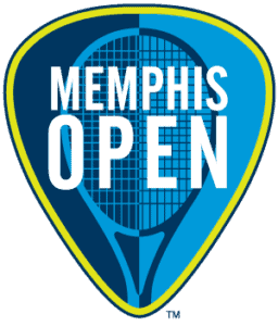 Andy Taylor. Announcer. Memphis Open Logo