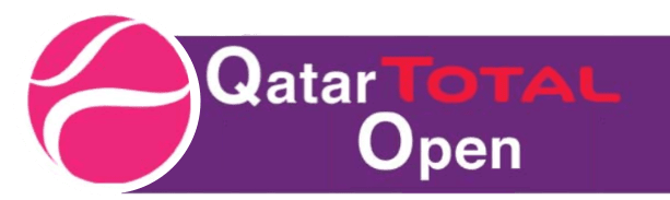 Qatar Total Open Logo