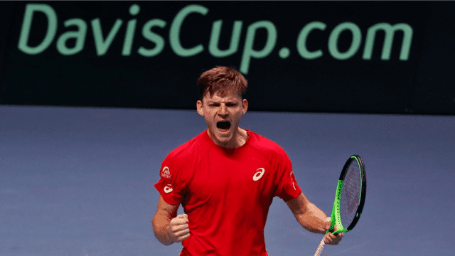 David Goffin earns two wins over Hungary