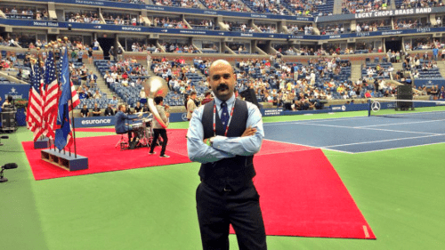 2015 US Open. Men's Singles Championship Pre-Show