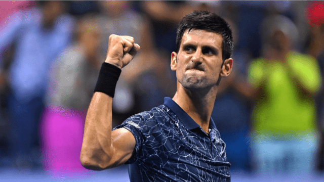 Andy Taylor Sports Narrator 2018 US Open 047 Novak Djokovic Quarterfinal