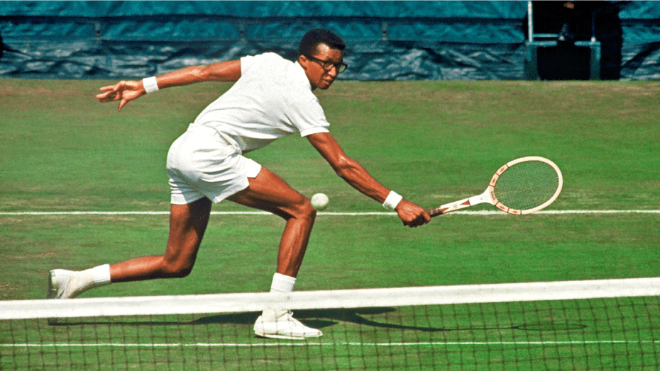 Honoring 50 Years of Champions. A Tribute to the Military Service of '68 Champion Arthur Ashe