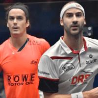 Andy Taylor Announcer 2018 Qatar Classic Quarterfinal Victory Simon Rösner