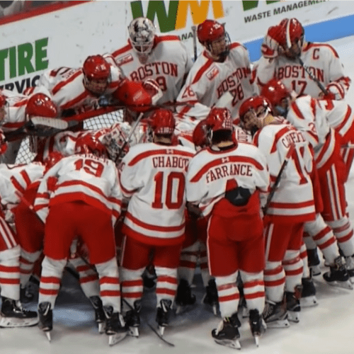 Andy Taylor Voice Over. BU Terriers Unleashed 2018-2019. Episode 4