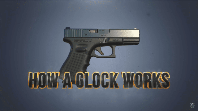 Voice Over Andy Taylor. How A Glock Works