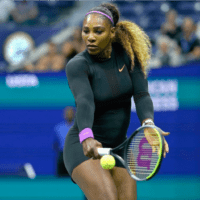 Andy Taylor Announcer. 2019 US Open. Serena Williams Quarterfinal