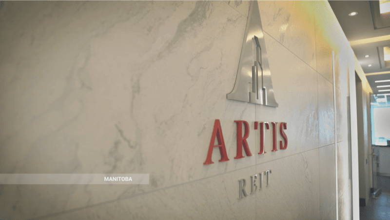 Andy Taylor Voice Over. Artis REIT. 2019 Corporate Video